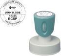 BCSP-ASP-N53 - Xstamper Pre Inked Stamp N-53