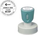 BCSP-CHST-N53 - Xstamper Pre Inked Stamp N-53