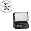 BCSP-STS-HDR40 - 2000 Plus Pre Inked Stamp HD-R40