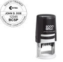 BCSP-STSC - 2000 Plus Self Inking R-40