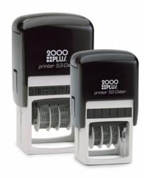 2000 Plus Printer Line Date Stamp